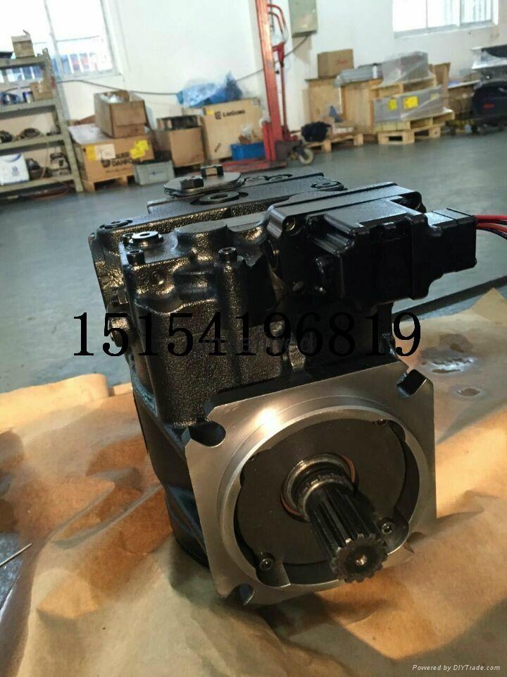 丹佛斯90R55 90R100压路机液压泵 5
