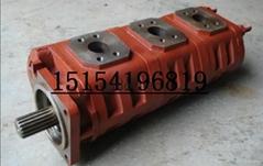 中聯泵車CBGJ2080/2080液壓齒輪泵