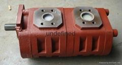 中聯泵車CBGJ2080/2063液壓齒輪油泵