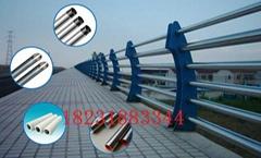 304不锈钢外管栏杆