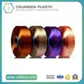 5kg Spool PP Bcf Colored Yarn for