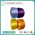 100% Textile Dyed 600d FDY PP Yarn with
