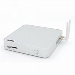 英特尔i5超静音迷你电脑主机承接OEM ODM定制订单