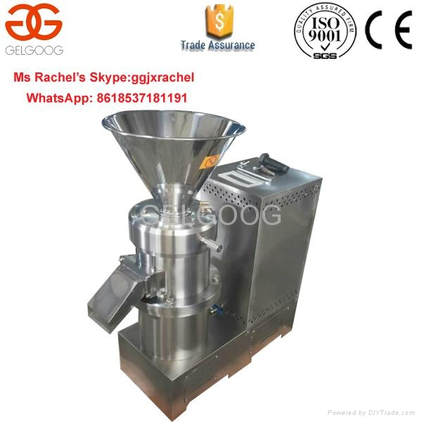 Hot Sale Peanut Butter Making Machine/Peanut Butter Grinding Machine 2