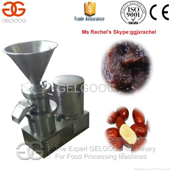 Hot Sale Peanut Butter Making Machine/Peanut Butter Grinding Machine 4