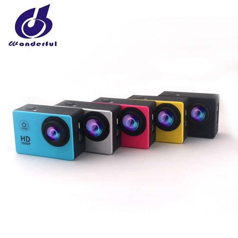 SJ4000 12MP FULL HD 1080P Sport DV Action Waterproof Camera DVR 5