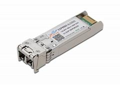 兼容思科10G 850nm 300M SFP+光模塊SR多模