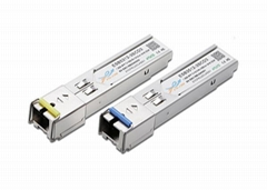 1.25G SFP Bidi 3KM SC單模單纖光模塊