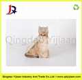 Low price toy cat scratch pad factory