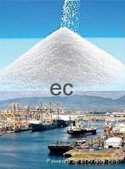 White Refined Cane Sugar Icumsa 45 Grade(A).