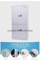 供應廣州國保DS2990四層兩門鋼制文件櫃