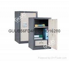 供应广州国保G9055小二层纯钢制保   柜