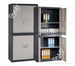 广州国保科技G2990左右双门四层储存柜保   柜