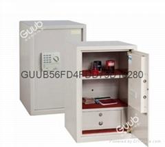供應廣州國保B650單門一抽純冷軋鋼制保   櫃