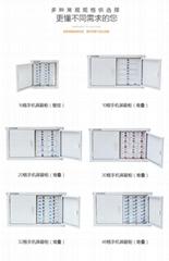廣州20格手機屏蔽櫃安全保密存放信號屏蔽櫃