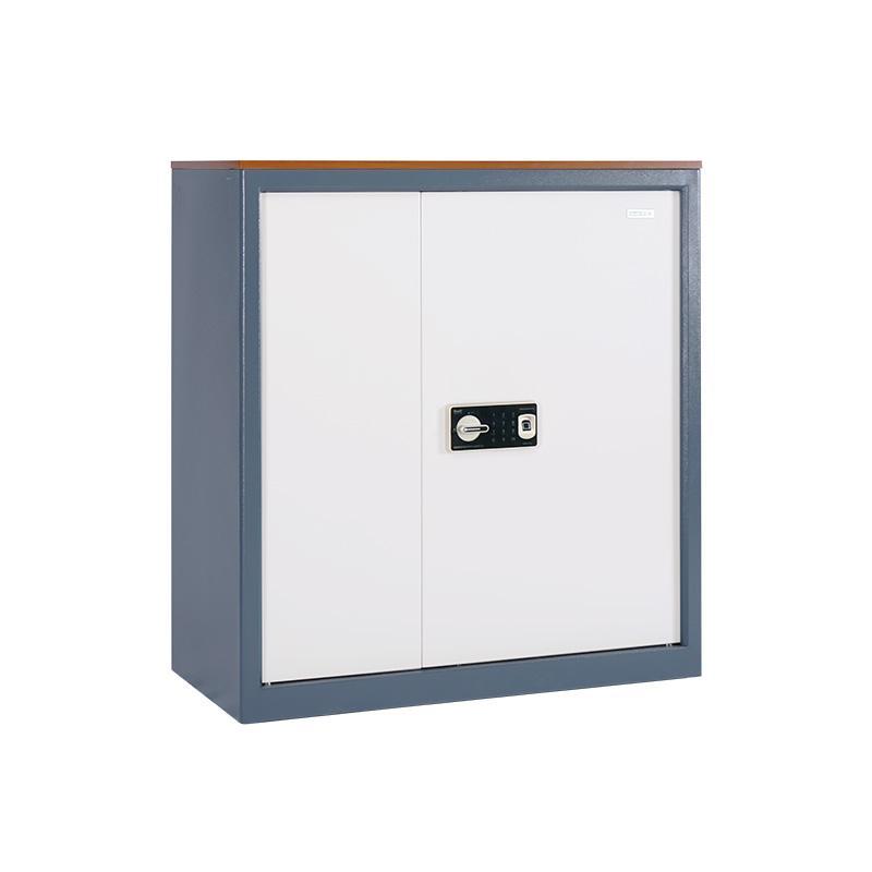 國保保密櫃Z168V1整體雙節四兩門指紋密碼鎖文件櫃 1