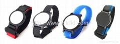 FCTRFID Nylon Wristband
