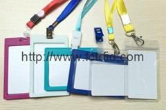 RFID Card Holder Badge Case