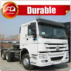 China hot sale sinotruck howo 6x4 tractor truck for sale from China heavy duty t