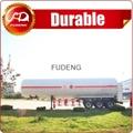 Fudeng 3 axle tanker trailer Cryogenic