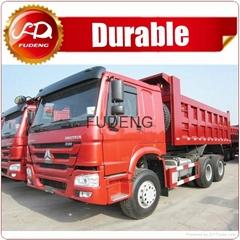 2017 HOT SALE Sinotruk HOWO 336hp to 420hp Dump truck Tipper Truck for sale