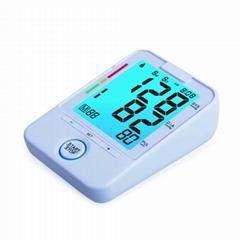 大屏幕电子血压计