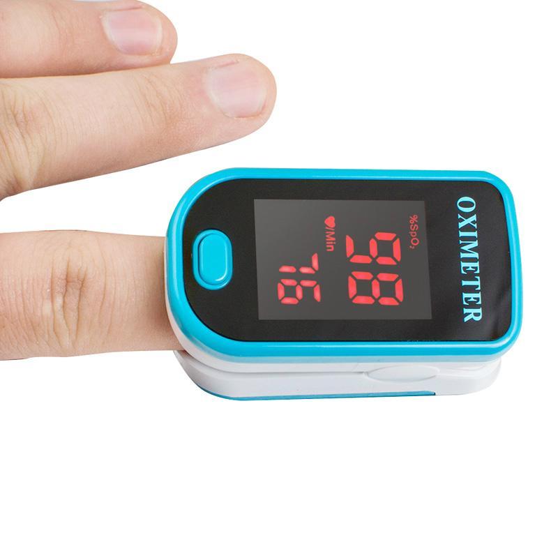 成人手指式血氧儀 1