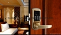 wireless keypad panel fingerprint
