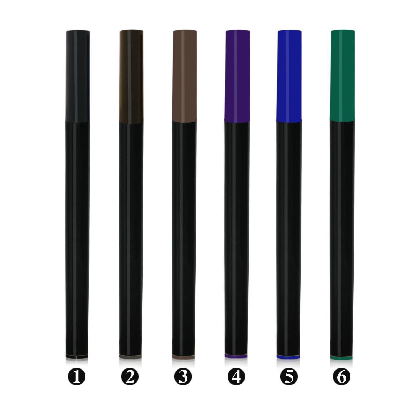 Pirate Label OEM Eyeliner 6 Color Optional 1