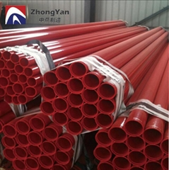 Plastic Coated Steel Pipe for Fire Fighting