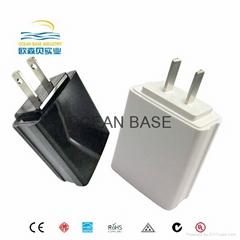 5v 2a 10W 电源适配器 便携式适配器 CCC UL 认证