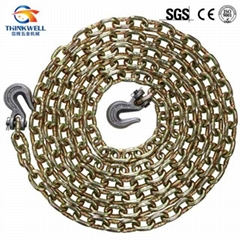 High Quality Welded Stainless Steel Lifting Link Chain