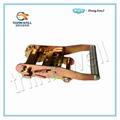 placement E-track strap buckle ratchet tie downs