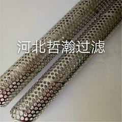不锈钢冲孔网筛管滤芯