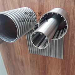 定製不鏽鋼純圓繞絲濾管