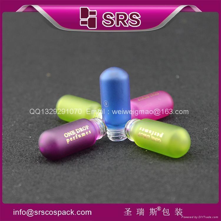 外贸货源3ml玻璃滚珠瓶   2