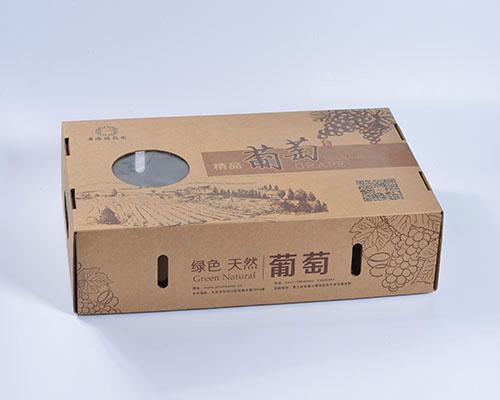 水果包裝盒-包裝盒印刷 1