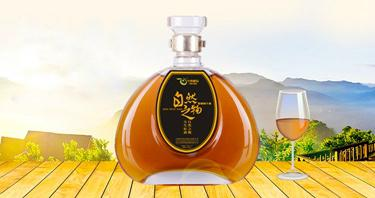 Healthy fruit glass bottle Nature kiwi fruit cheap dry wine 1*700ml 12%ovl 2