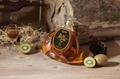 Healthy fruit glass bottle Nature kiwi fruit cheap dry wine 1*700ml 12%ovl 5