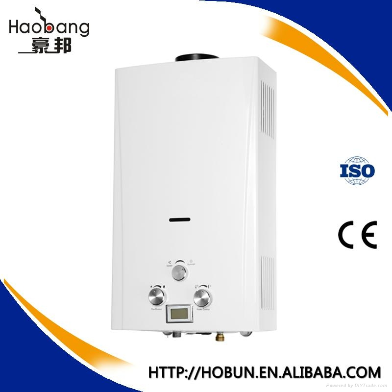 10l wall mounted gas water heater 1