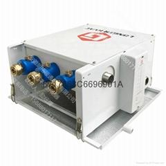 朗格中央空調末端卡接接頭水力平衡分配器LG2B-LG7B(2路-7路)