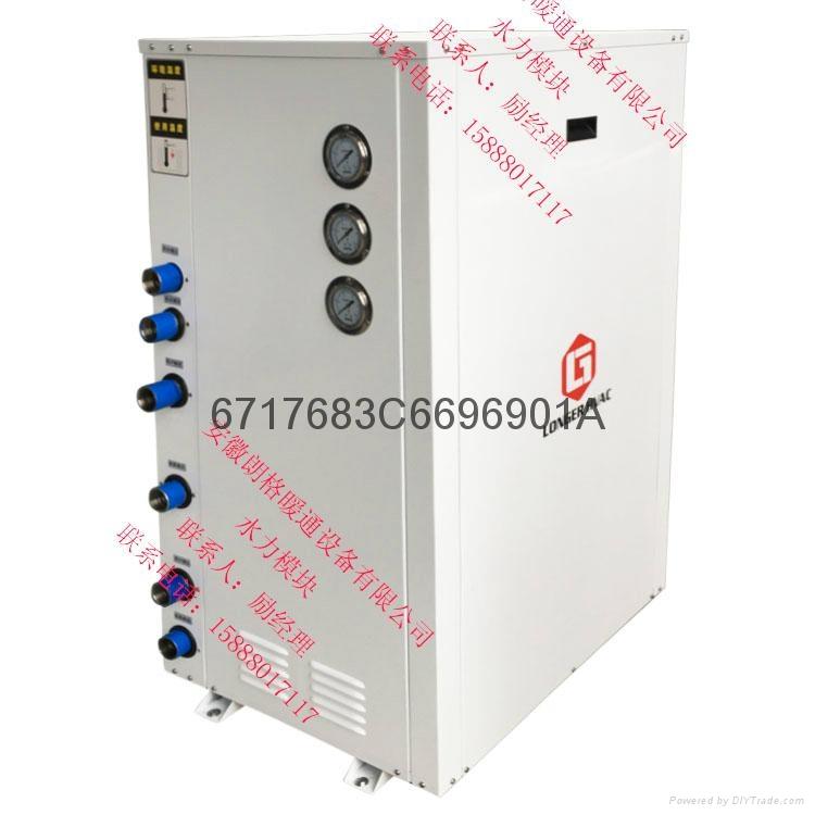 朗格暖通中央空调 风冷水力模块机组 1
