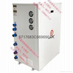 朗格暖通中央空調 風冷水力模塊機組