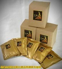 超級加勒比配方掛耳咖啡(10入,每包10克咖啡粉)