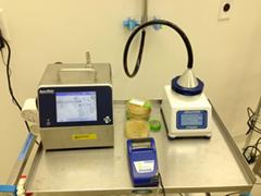 美國EMTEK新版藥廠  V100多功能浮遊菌采樣器