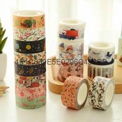 厂家专业定制日本和纸胶带