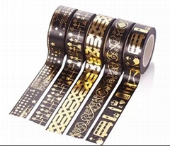 专业生产烫金烫银印刷和纸胶带