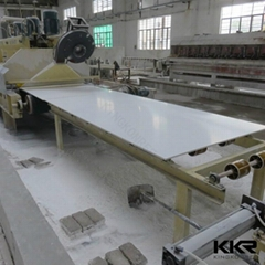 Factory wholesale artificial stone acrylic solid surface slab
