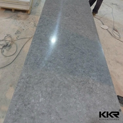solid surface engineered big slab for counter top table top