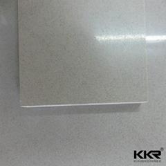 Customize color matching engineered quartz stone slab